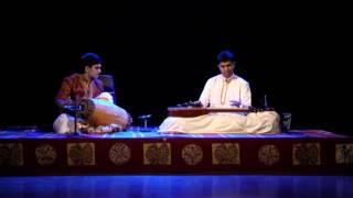 04 SARVESH ARANGETRAM   Song 1 Vathapi Ganapathim