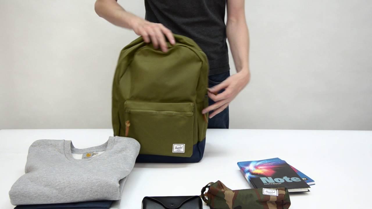 Рюкзак herschel supply co рюкзак umbro fw medium black