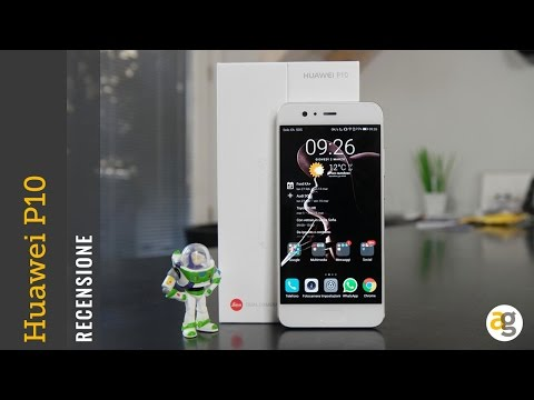 RECENSIONE Huawei P10