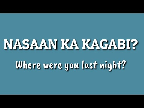 Useful English To Tagalog