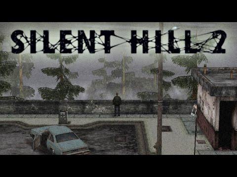 SILENT HILL 2 - Gameplay do Início!!! Jogo Legendado em Português!