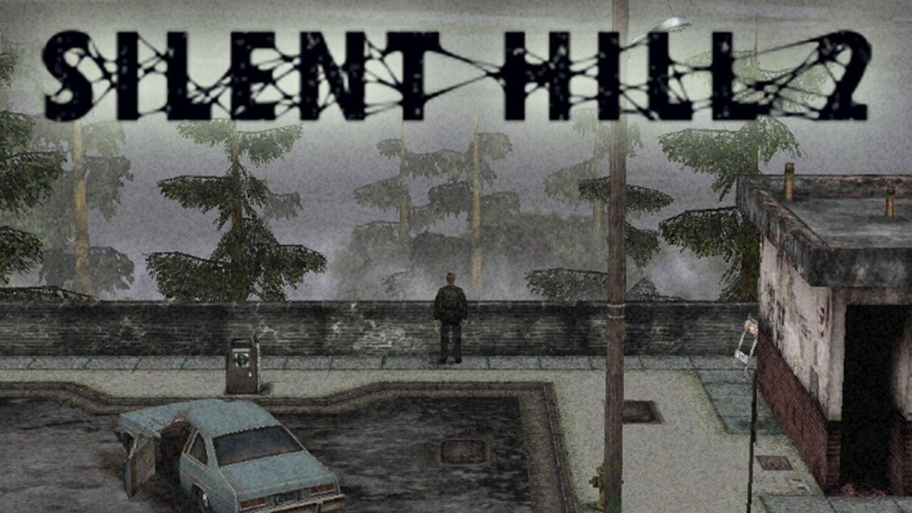 SILENT HILL 2 - Gameplay do Início!!! Jogo Legendado em Português! - YouTube