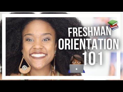 College Freshman Orientation Survival Guide 10 Tips You NEED To