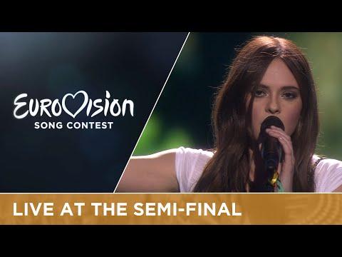 Francesca Michielin - No Degree Of Separation (Italy) Live at Semi-Final 2