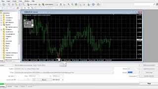 Novedades en el MetaTrader 4 Build 825