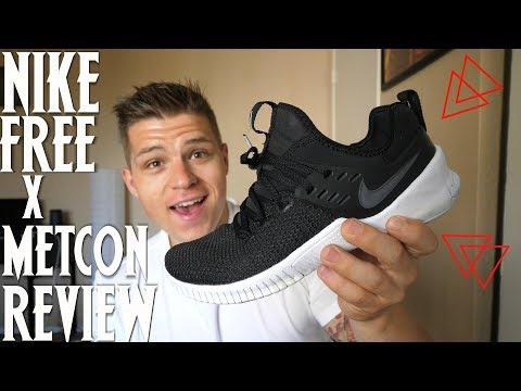 timeless design dd055 ecb78 NIKE FREE X METCON FULL REVIEW! Best CrossFit Shoe? (I'm Back!) - YouTube
