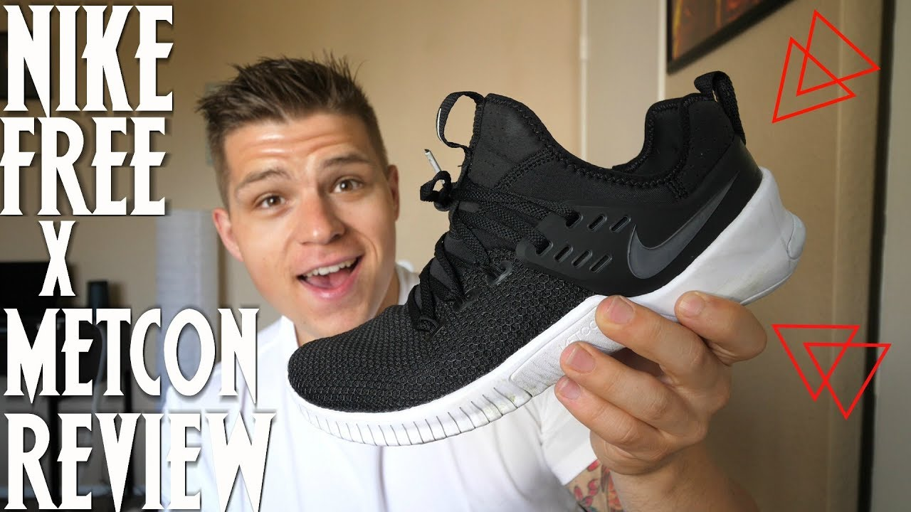 a1976ba7744 NIKE FREE X METCON FULL REVIEW! Best CrossFit Shoe  (I m Back ...