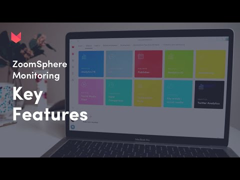 ZoomSphere Monitoring Module - Key Features