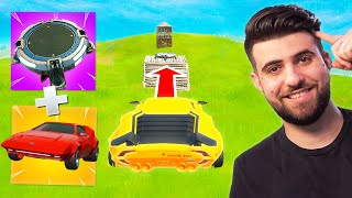 SECRET Car Tricks Epic DOESN'T Tell You! (Fortnite Educational Commentary)