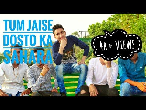 Tum Jaise Chutiyo Ka Sahara Hai Dosto | Friends Anthem | Feat Rajeev Raja | Thakur Creations