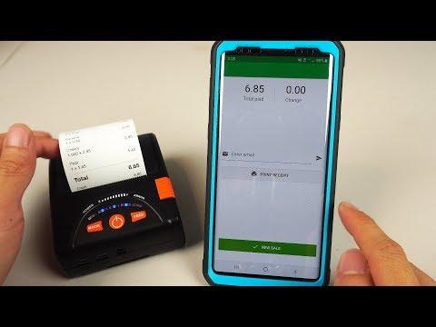 Munbyn Bluetooth Mobile Thermal Printer Review