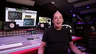 Tom Lord-Alge Mixing Bass, Guitar and Keys with T-RackS 5