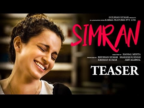Thumbnail: Simran Official Movie Teaser Review | Kangana Ranaut | Hansal Mehta