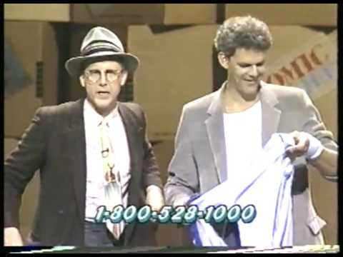 Comedy - Special - Comic Relief - Whoopie Goldberg & Harry Anderson & Robin Williams & Billy Crystal