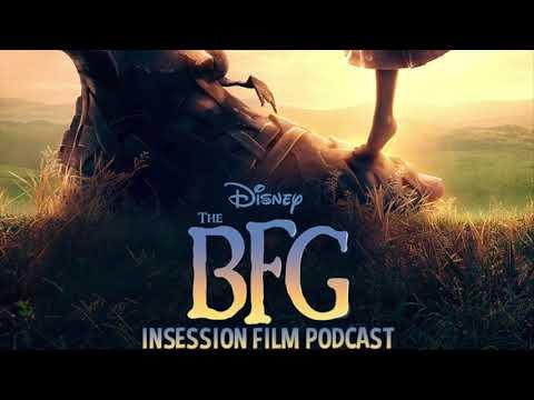 Download InSession Film Podcast: The BFG - Episode 176
