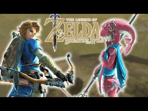 Mipha's True Feelings | The Legend of Zelda Breath of the Wild #18