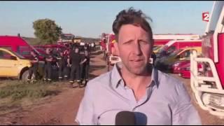 Incendie à Marseille : La panique des policiers lors de l'évacuation ! 10/8