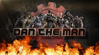 Dan the Man | Best Gears of War 3 Clips Montage (EPIC)