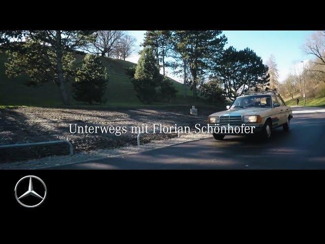 Im Gespräch mit Florian Schönhofer - Café Kosmos