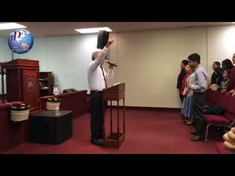 TEMA - BATALLA ESPIRITUAL - Pastor David Cruz