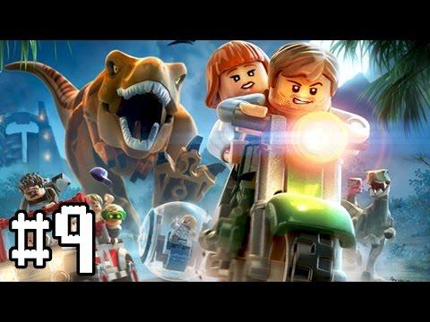 Lego Jurassic World - Gameplay Walkthrough - Part 9
