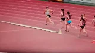 Победа Алины Поляковой на Чемпионате России по легкой атлетики среди юношей и девушек