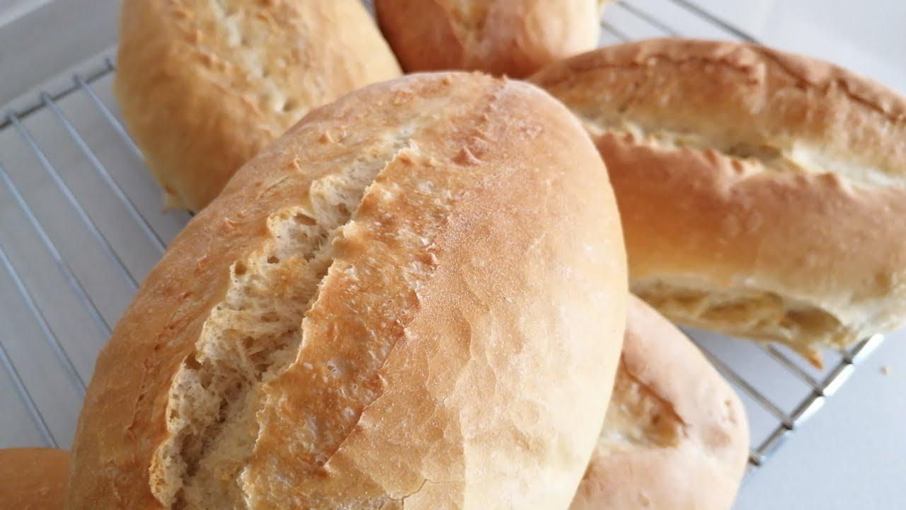 Evde ankastre fırında kuru maya instant maya ile ekmek yapımı, gerçek  ekmek tarifi, kolay tarif