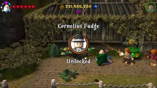 LEGO HARRY POTTER YEARS 5-7 PLATINUM PROGRESS - Check out @Gamernutshell on FB!