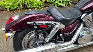 Honda vtx saddlebags