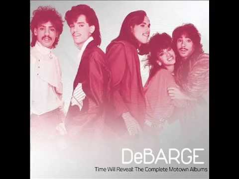 DeBarge - Share My World