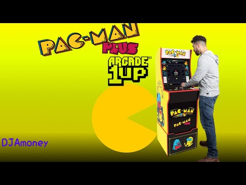 First looks at my Pac-Man plus Arcade1up.(HSN) from AMCG_DjAmoney