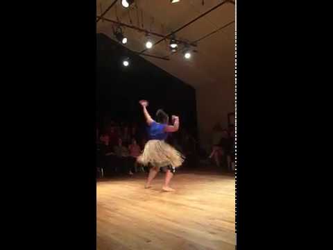 African Dance and Drum Buxton School Spring Arts 2017