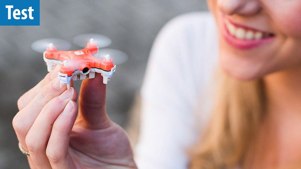 Kleinste Kamera Drohne Der Welt