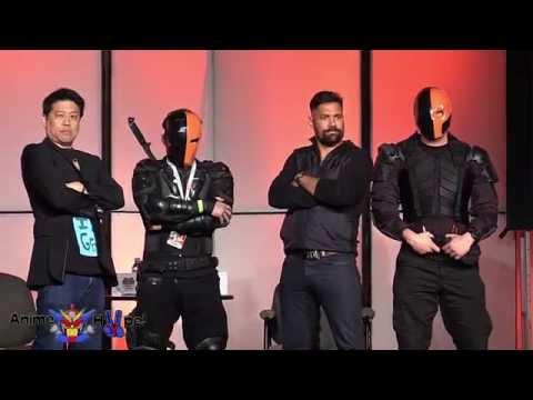 Manu Bennett: Denver Comic Con 2015  Full Panel