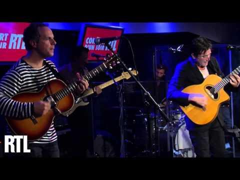 Thomas Dutronc - Les triplettes de Belleville en live dans le Grand Studio RTL - RTL - RTL