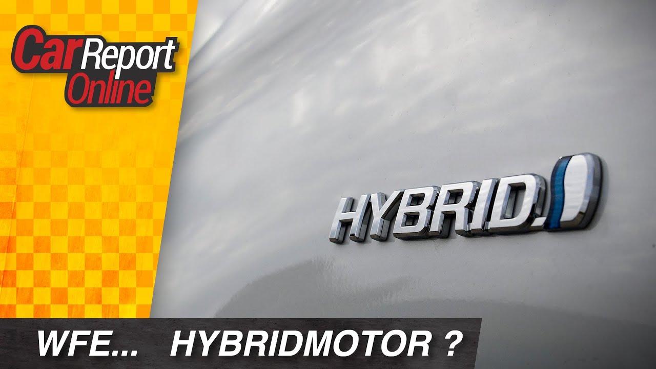 Hybrid wie funktioniert eigentlich ein hybrid motor for Motor vehicle reports online