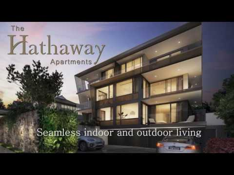 The Hathaway Apartments, Penthouses and Town Homes at Auchenflower