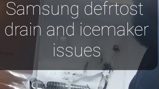 Sample vox from our peer to peer walkie talkie group..( Samsung Refrigerator defrost drain issues)