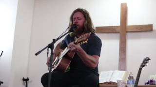 Anchor Me by Decyfer Down (TJ Harris ) Acoustic Live