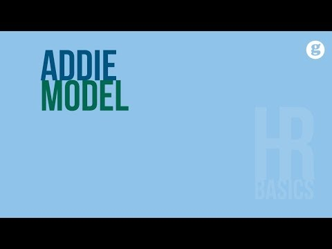 HR Basics: ADDIE Model