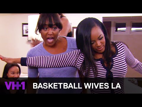 Basketball Wives LA | Mehgan James vs. Everybody | VH1