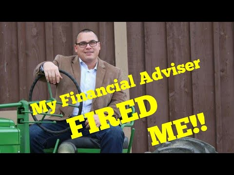 Is Your Financial Adviser Firing you? Investing - Let's talk Fiduciary Standards with a CFP!