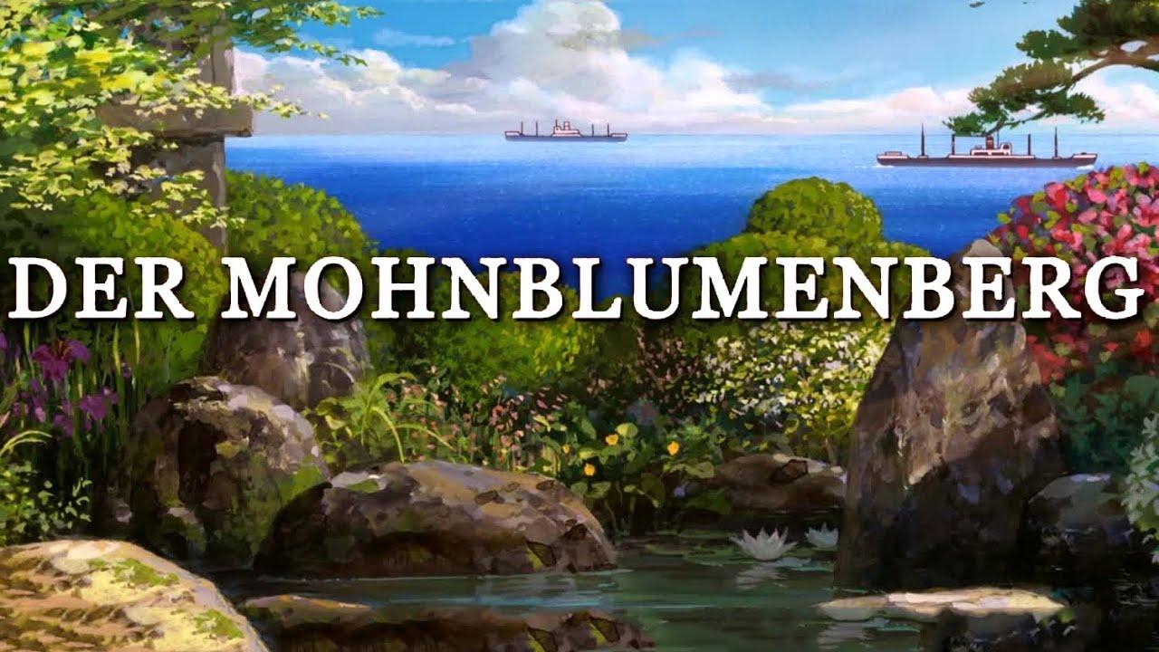 Mohnblumenberg