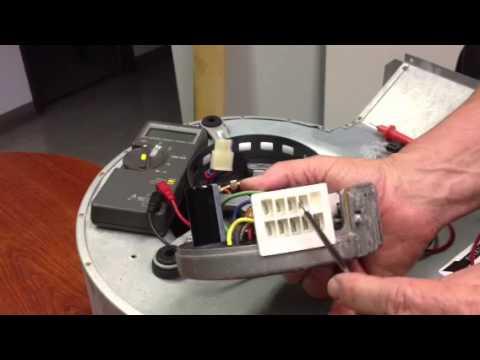 Ecm module repair doovi for Ecm blower motor tester
