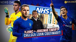 Abramovich Helps Nhs! || Chelsea Want Coutinho Loan! || Chelsea Plan Pjanic Jorginho Swap!? ||