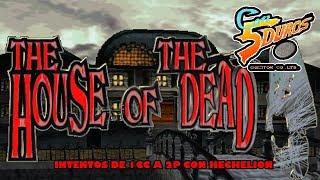 DIRECTO: HOUSE OF THE DEAD (Intentos de 1cc a 2P con Hechelion - Arcade - MODEL 2)