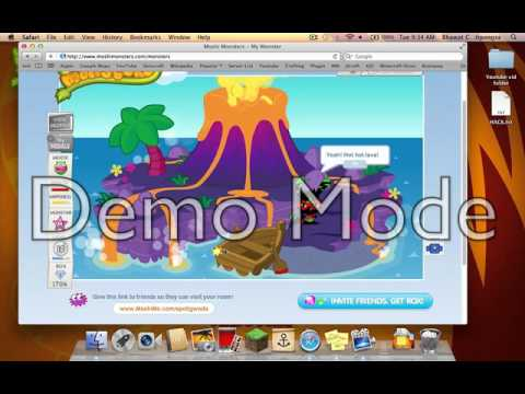 how to make moshi monsters