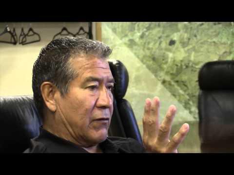 Negotiating aboriginal land ownership, tobacco sales: Chief Norton