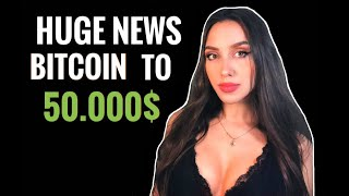 BREAKING NEWS: Bitcoin Halving Has MOVED!! $50,000 Per Bitcoin SOON!