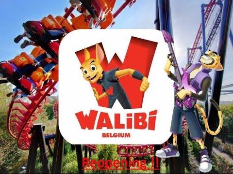 Parcs et attractions Ep 2, Walibi Belgium OUVERTURE !!!